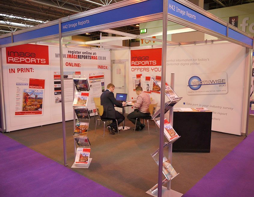 Simple Exhibition Stand Jobs : Simple standard shell scheme booth decoration welcome to