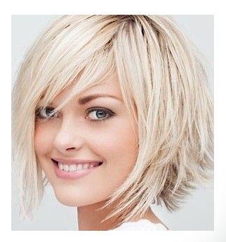 cortes de cabello para mujeres de aos cara redonda ms de pelo cortopelo