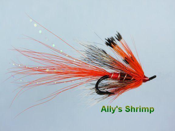 Ally S Shrimp River Alness Favourite Salmon Flies Salmon