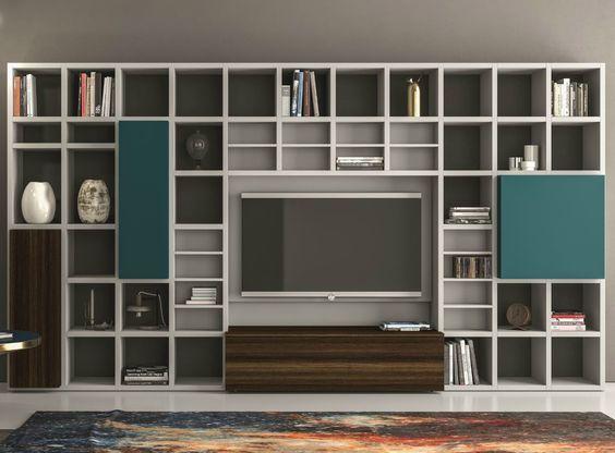 sliding panel to hide TV Architektura w Domu Pinterest Hide - quelle küchen abwrackprämie