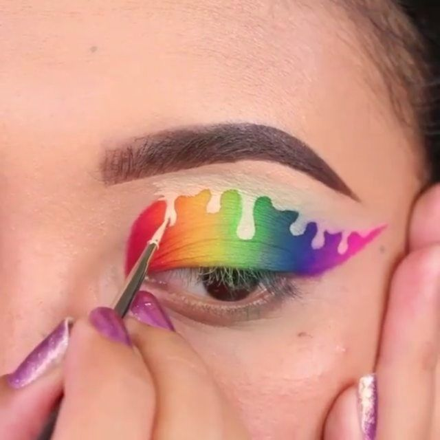 FOLLOW AND TAG Linda Bowle TO GET FEATURED!Stunning makeup look by the gorgeous …