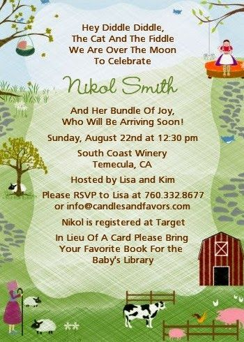 5 Classic Baby Shower Themes Baby shower themes and Babies - invitation wording for candle party