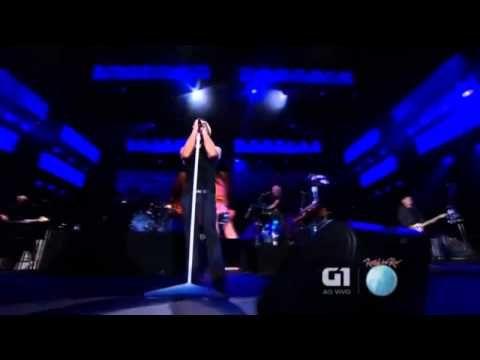 Bon Jovi Livin On A Prayer Live In Rock In Rio 2013 Hd My Favorite Video Rock In Rio Bon Jovi Band