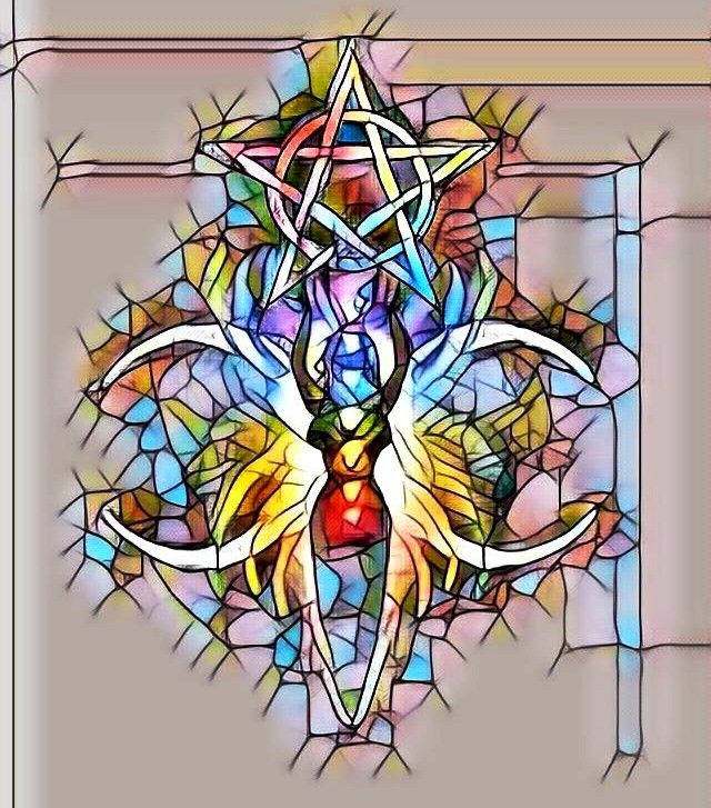 Stained glass patterns, artwork, drawings, alcohol ink ...