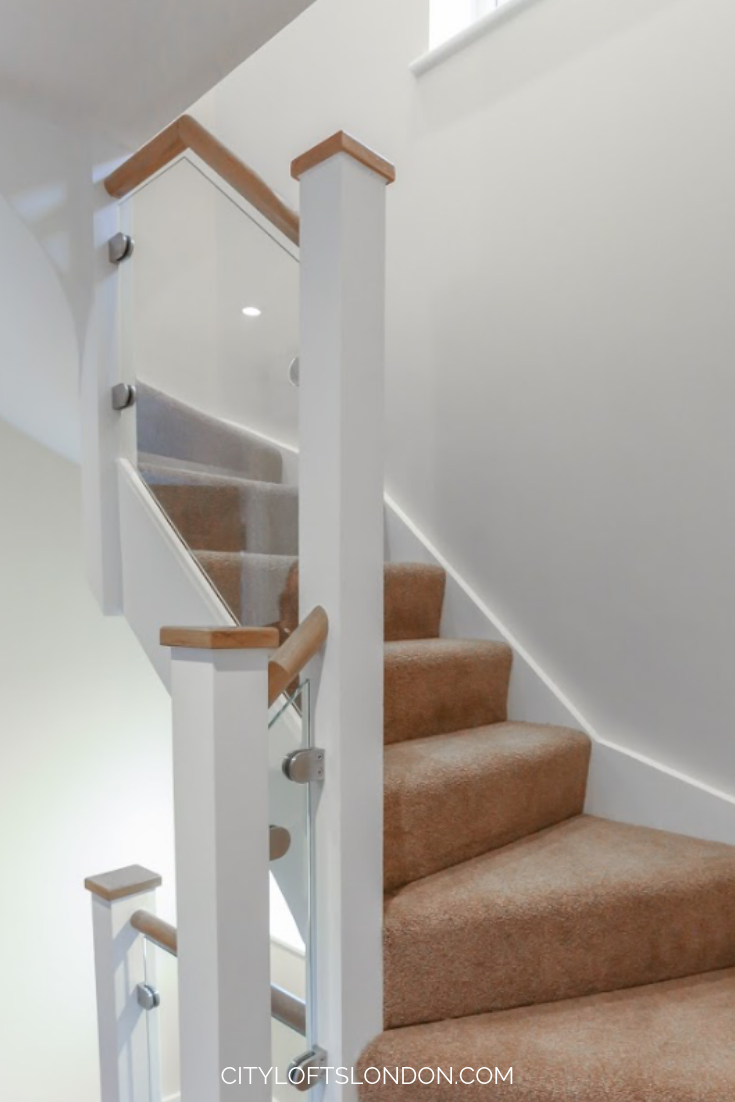Reason for loft conversion: Our Client's children are growing up fast & needed more space. The loft will be converted to created two bedrooms, freeing up a room on the first floor to be converted to a study for the schooling #loftconversions