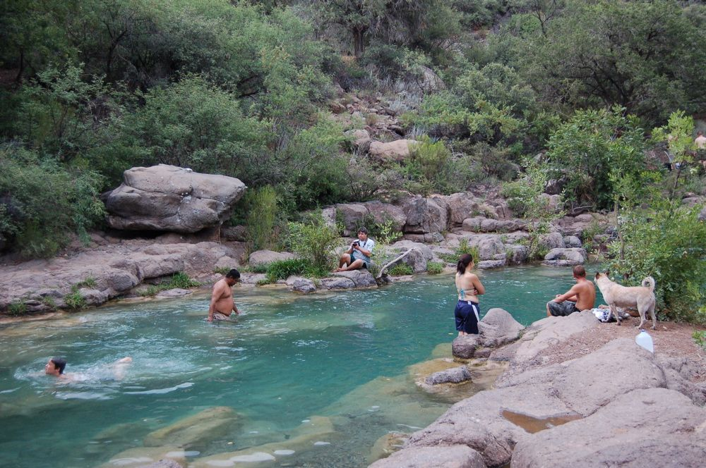 Fossil Creek Az The Best Natural Swimming Hole I Ve Ever Been To
