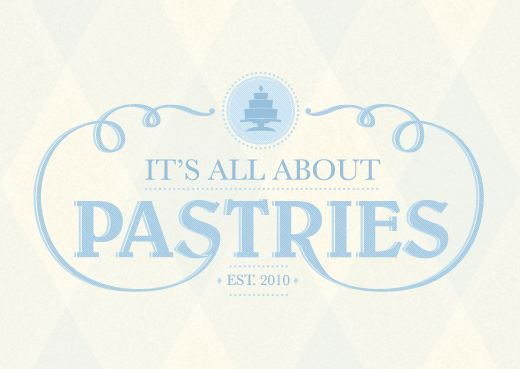 Pastry Logo on Pinterest | Dessert Logo, Cupcake Logo and Cake ...