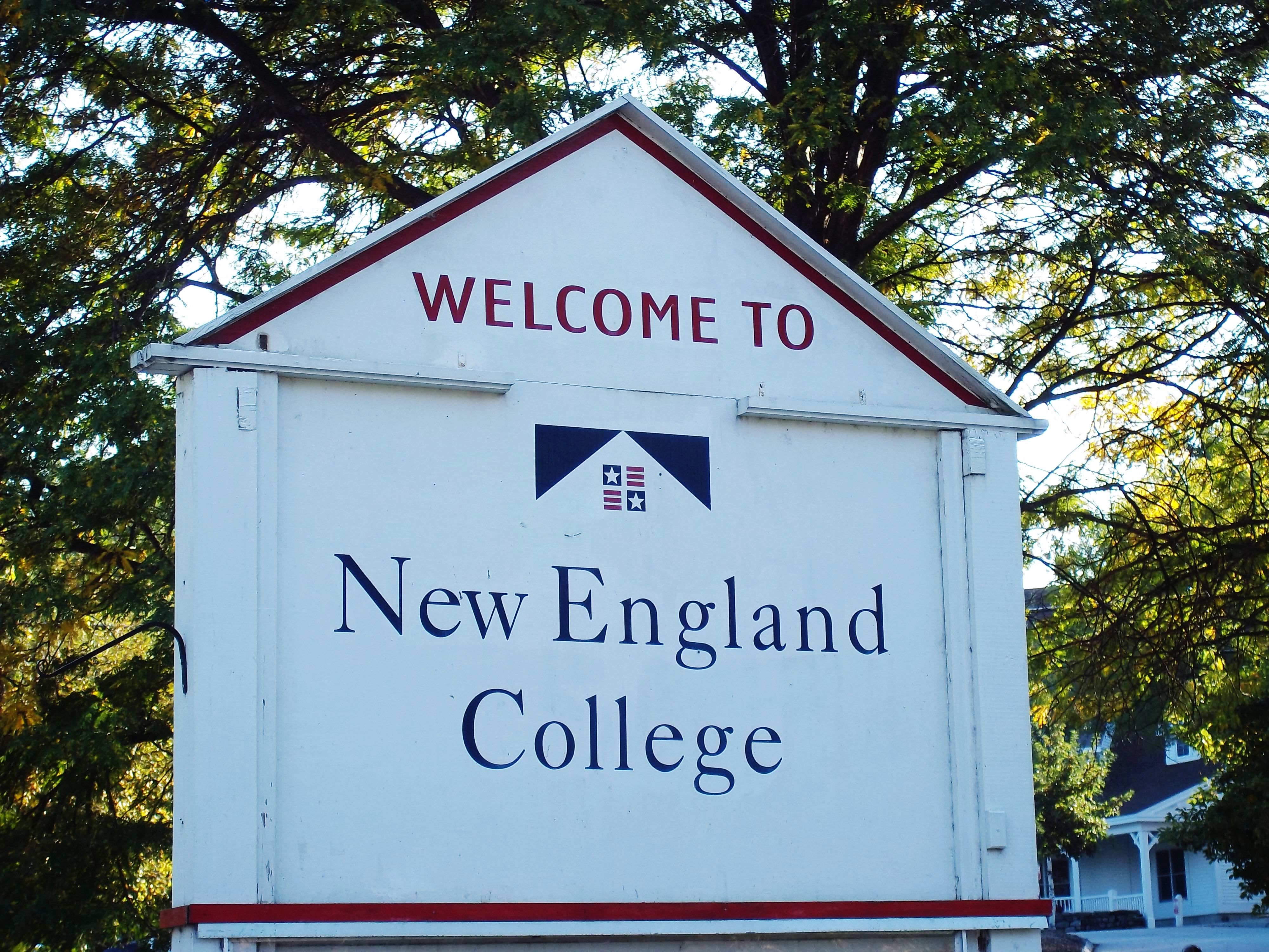 Welcome to New England College