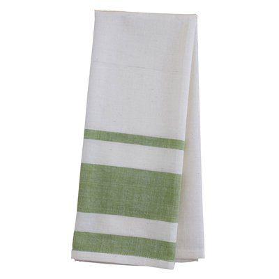 Sustainable Threads Tea Towel Set Of 2 Tea Towel Set Lowes