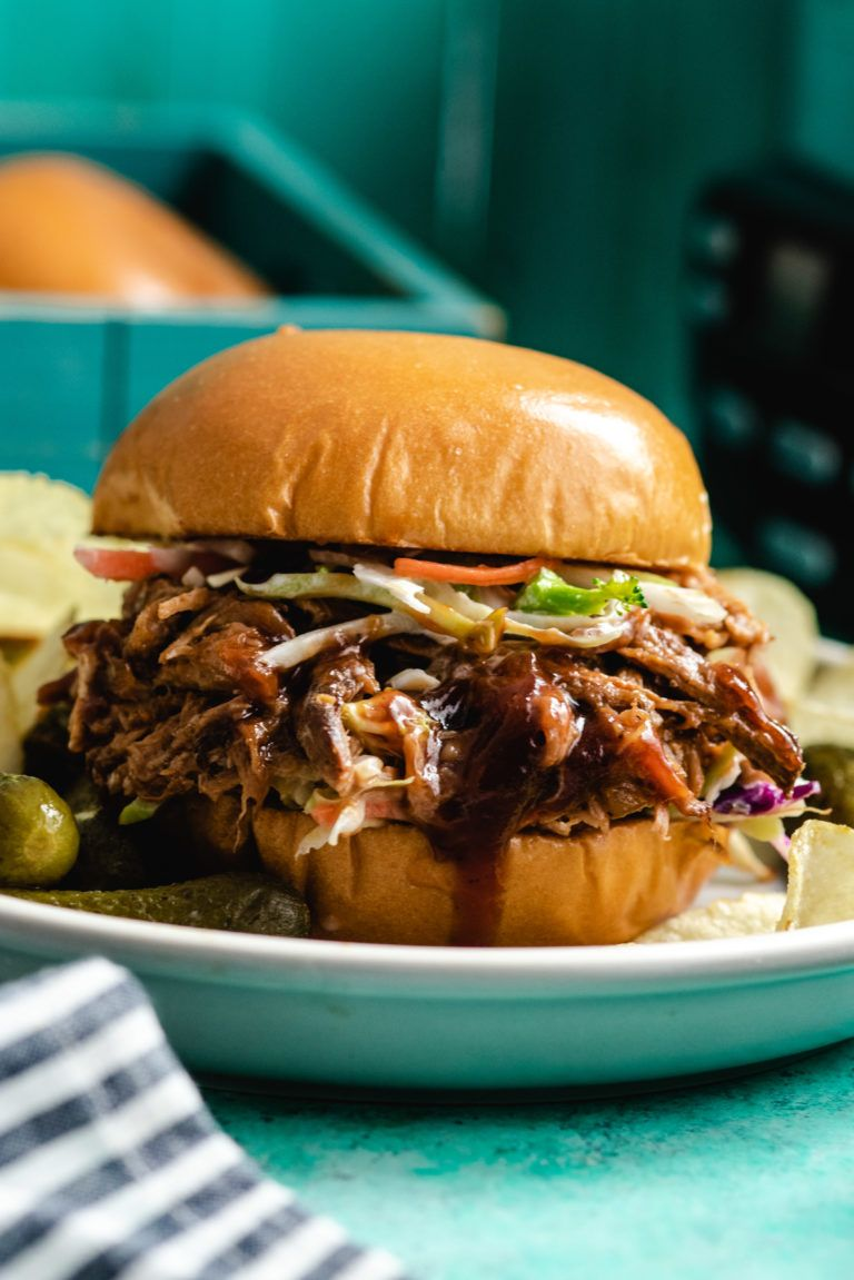 Slow Cooker Bbq Pulled Pork Host The Toast Recipe Bbq Pulled Pork Slow Cooker Pulled Pork Recipes Slow Cooker Pulled Pork