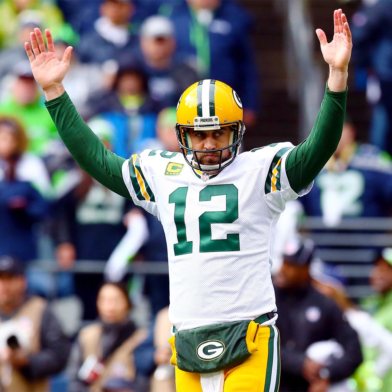 Rodgers New Playcaller Won T Alter Pack Attack Fantasy Football Aaron Rodgers Green Bay Packers