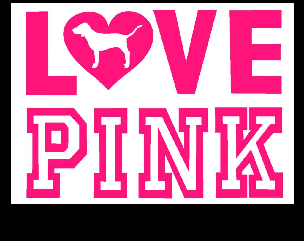 PINK Sticker Love Pink 2 (1) 4 Vs pink wallpaper