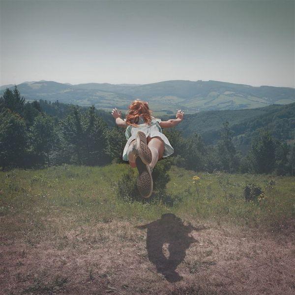 Flying. Low. Through the eyes of Tereza Vlckova.