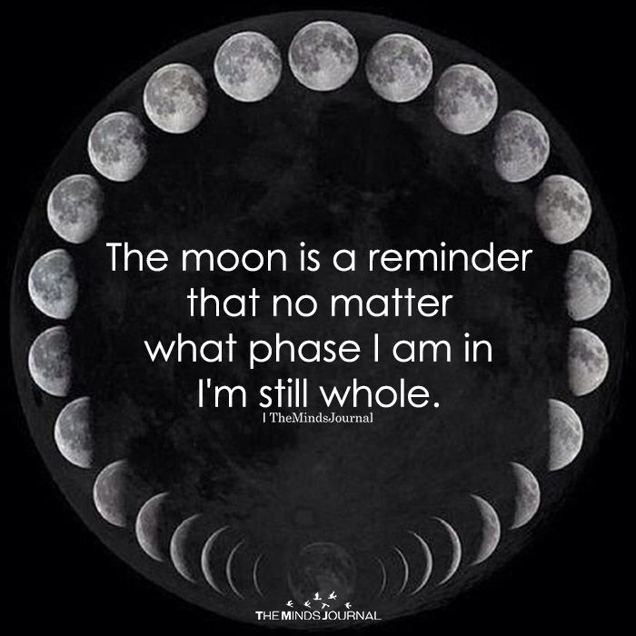 The Moon Is A Reminder Moon quotes, Inspirational words