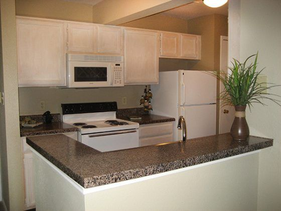 The Remington Apartments Westlake Oh Kitchens Kitchen