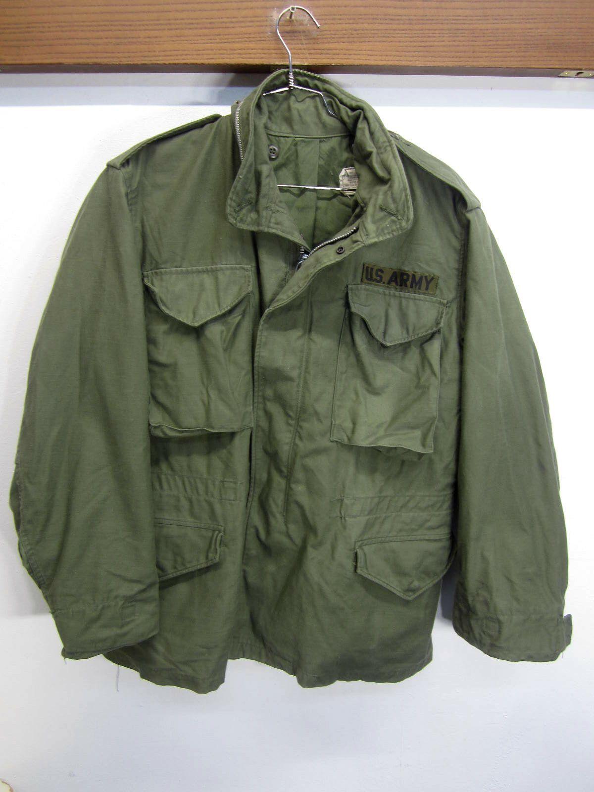 M65 Hood M65 Field Jacket Vintage Leather Motorcycle Jacket M65 Jacket