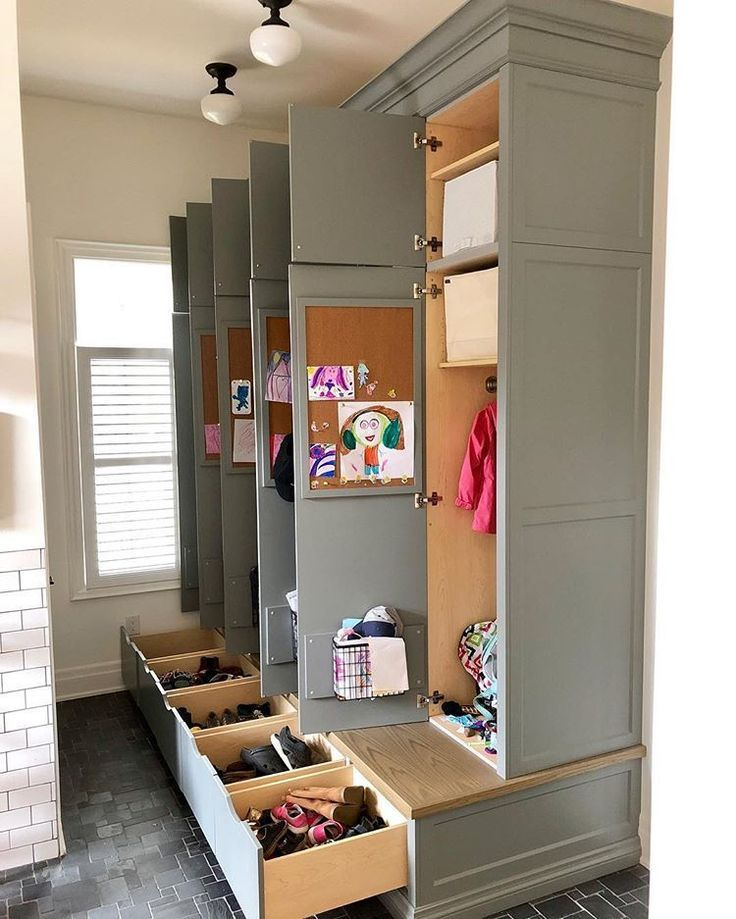Mud Room Locker Storage Mudroom Laundry Room Home Mudroom Entryway