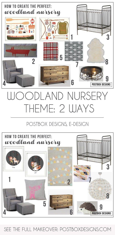 Need A Unique Nursery Theme Decor