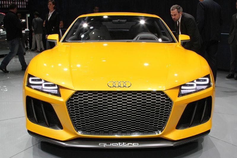 Audi Sport Quattro Hybrid Concept Front Grille In 2020 Audi Sport Audi S5 Super Sport Cars
