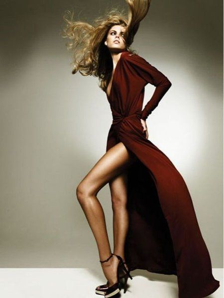 Windblown Editorial Dress Me Up Pinterest Red Gown