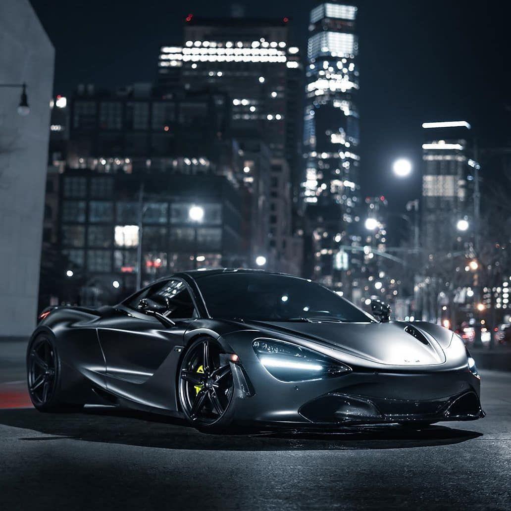Carlovers On Instagram 720s Jayfknslay Follow Xtremecarlovers Speedball Luxurystyle Carinstagram S Black Car Wallpaper Maclaren Cars Super Luxury Cars