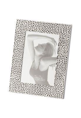 Porta-Retrato Prestige Inox Martelado 15x20cm Prata