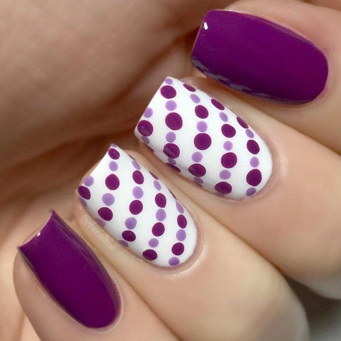 Nice Nails For This Season | NailDesignsJournal.co