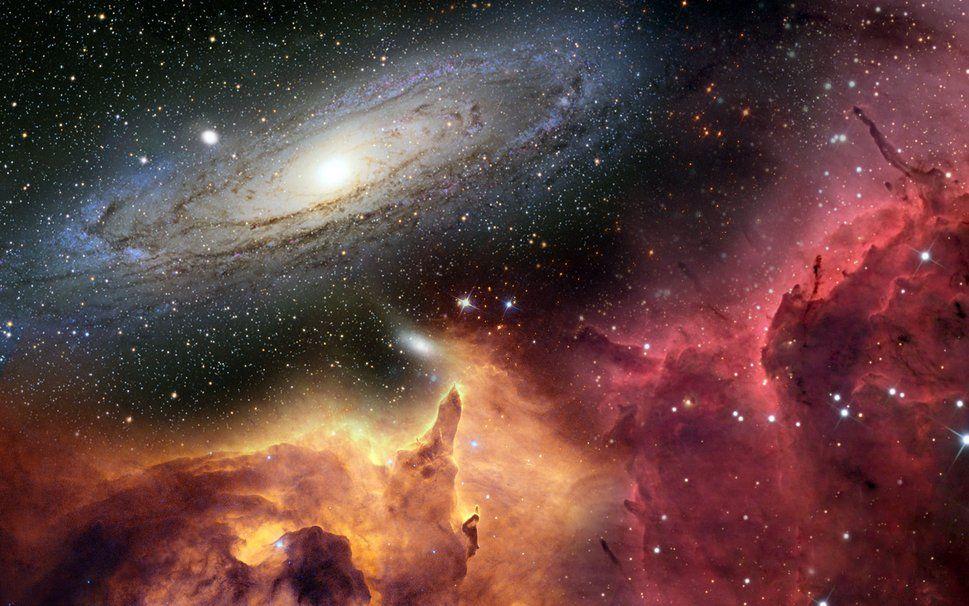 estrellas, fondos de escritorio, nebulosa, universo, papel pintado, espacio, literalmente, papel pintado