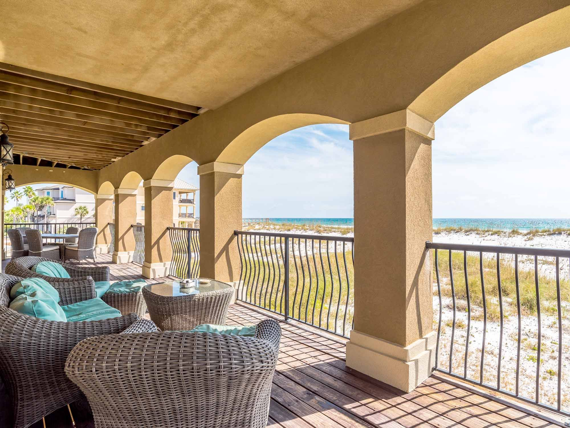 Juela on the Beach ~ Pensacola Beach Vacation Home by