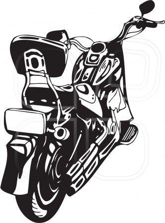 Motobike Vector