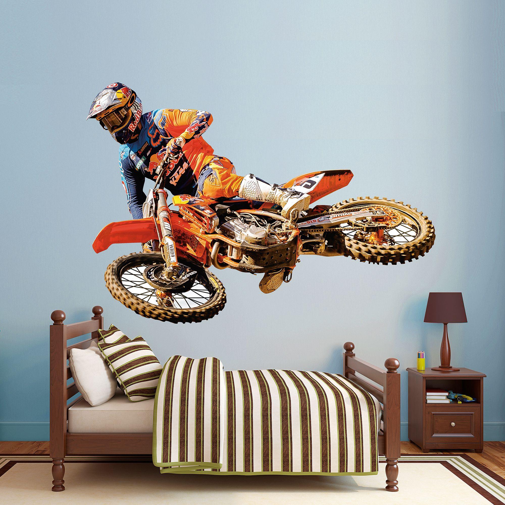 Ryan Dungey fathead I WANT THIS!!! | Dirt Bikes | Pinterest | Ryan ...