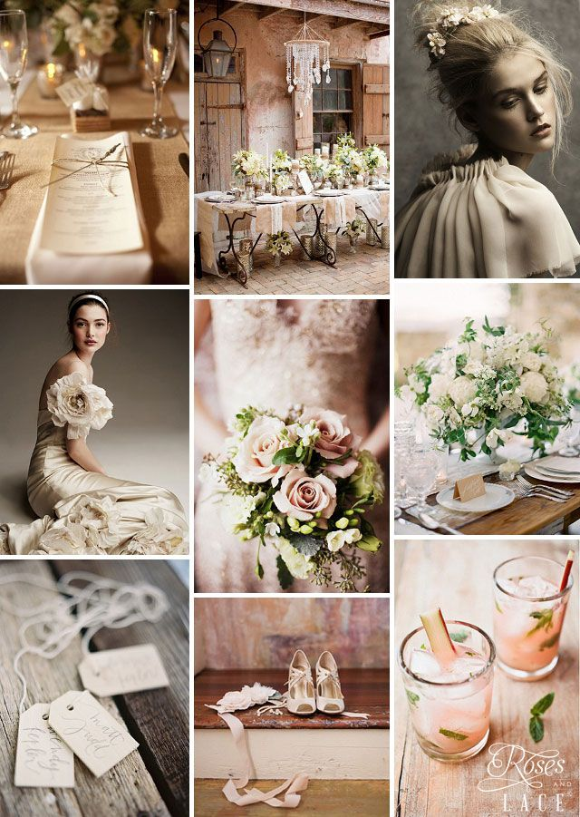 Rustic, elegant, romantic = French Country Wedding perfect   French ...