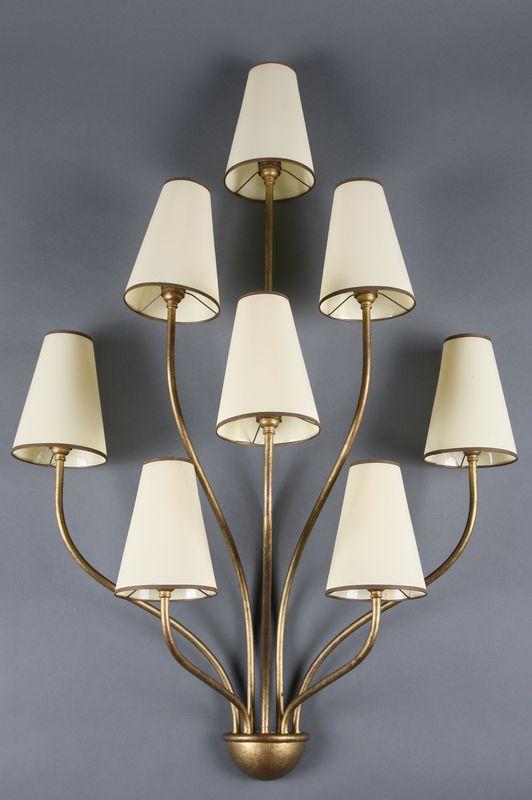 royere jean 1902 1981 applique mod le persane ann es 50 pinterest persan. Black Bedroom Furniture Sets. Home Design Ideas