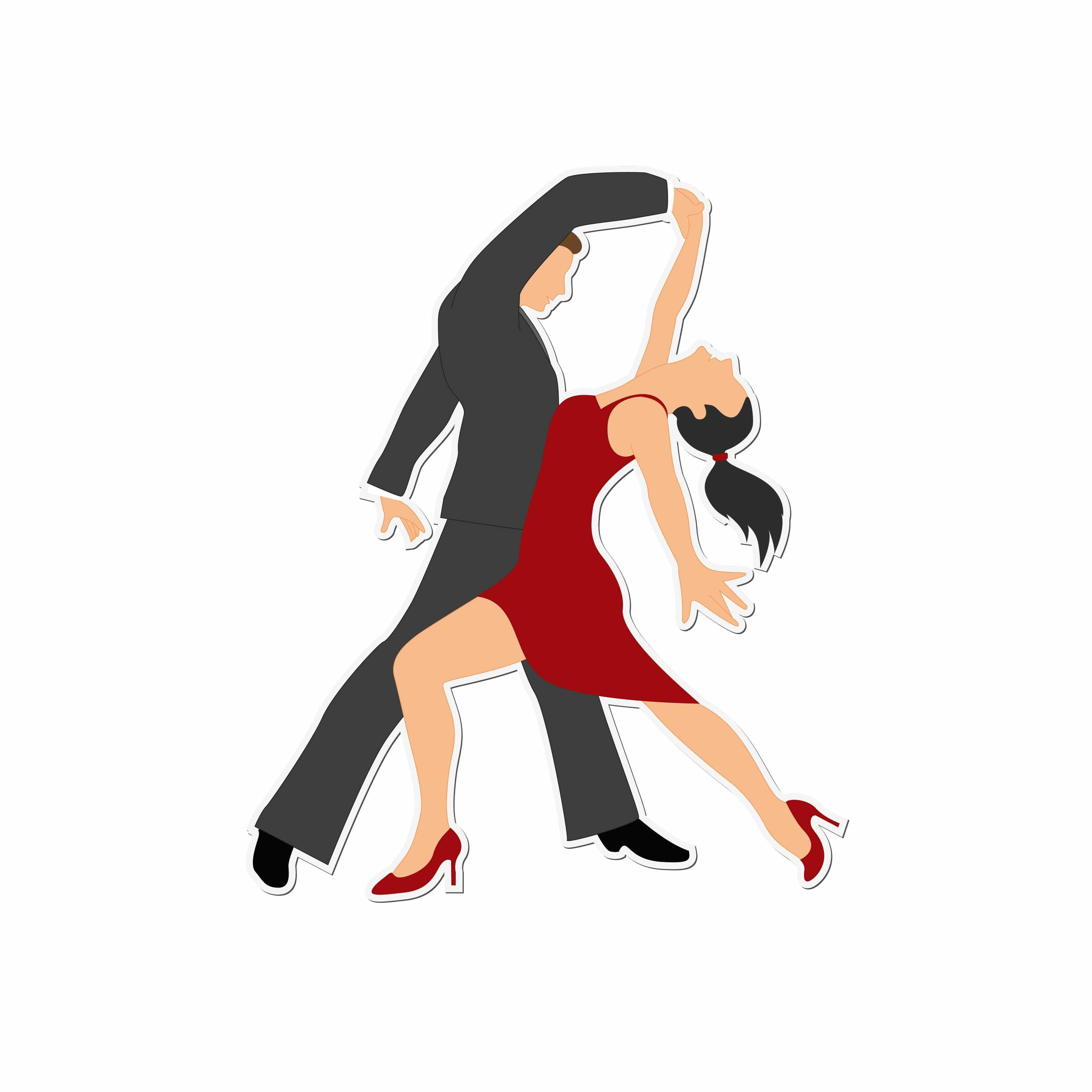 put on your dancing shoes and discover the joy of dance again rh pinterest co uk Cartoon Ballroom Dancing Ballroom Dancing Graphics