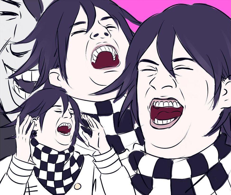 what the FUUUUCKKK Danganronpa memes, Danganronpa, Anime