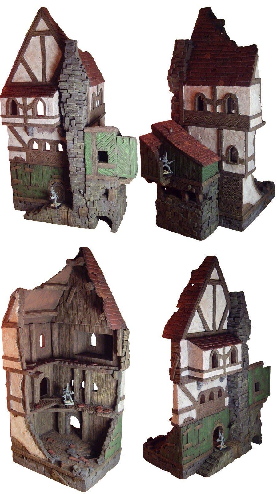 Mordheim house