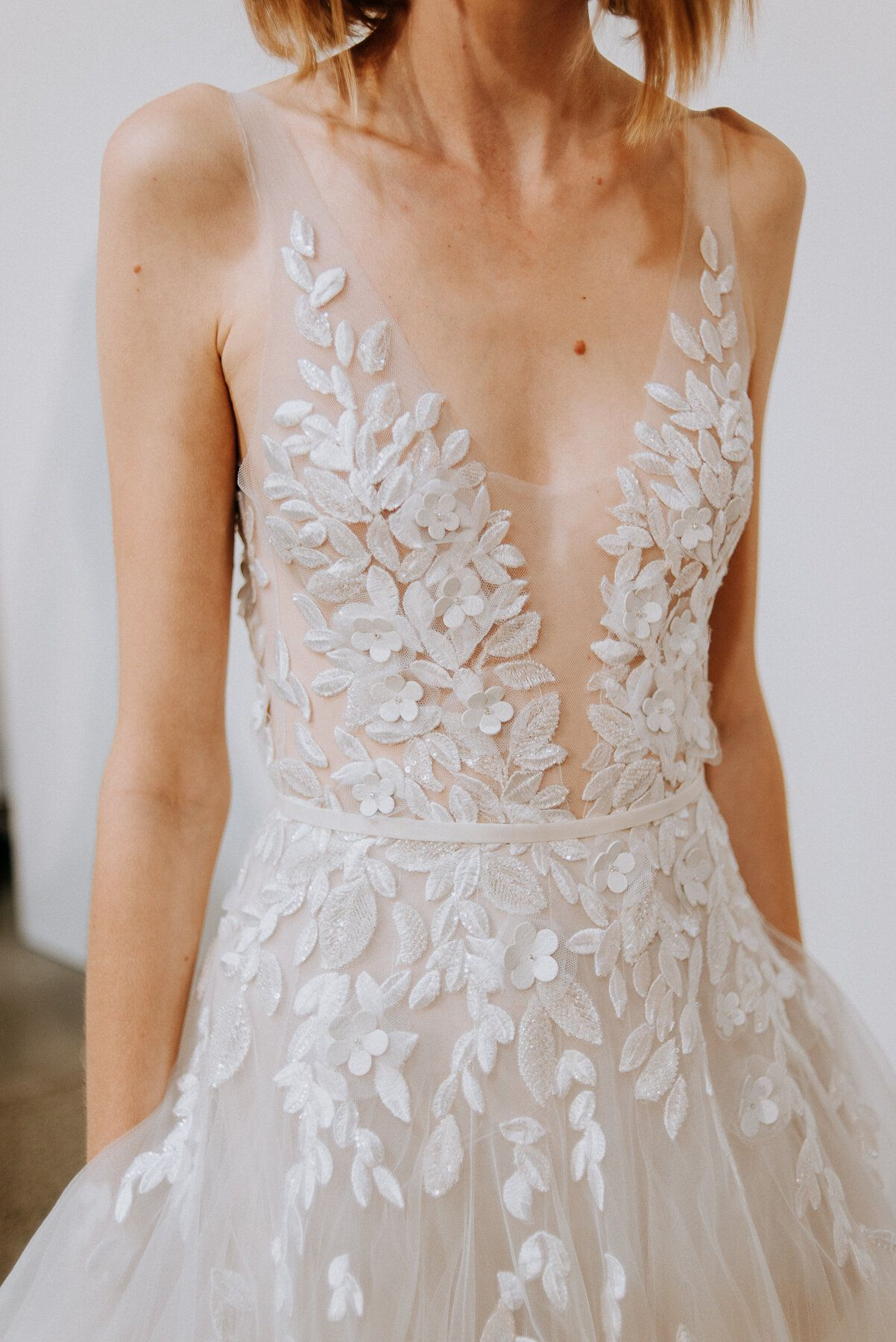 Photo of Mira Zwillinger Fall 2020 Collection Preview – Little White Dress Bridal Shop | Denver, Colorado's best designer wedding dresses and accessories
