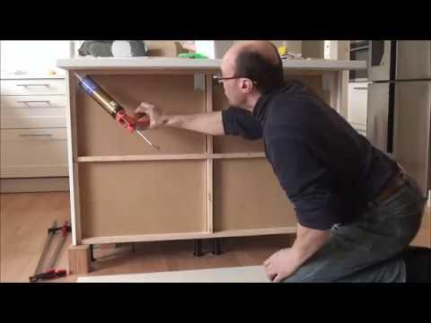 Ikea Kitchen Cabinet Installation Youtube - Best Kitchen ...
