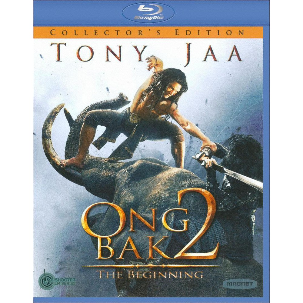 Ong Bak 2 The Beginning Collector S Edition Blu Ray Good