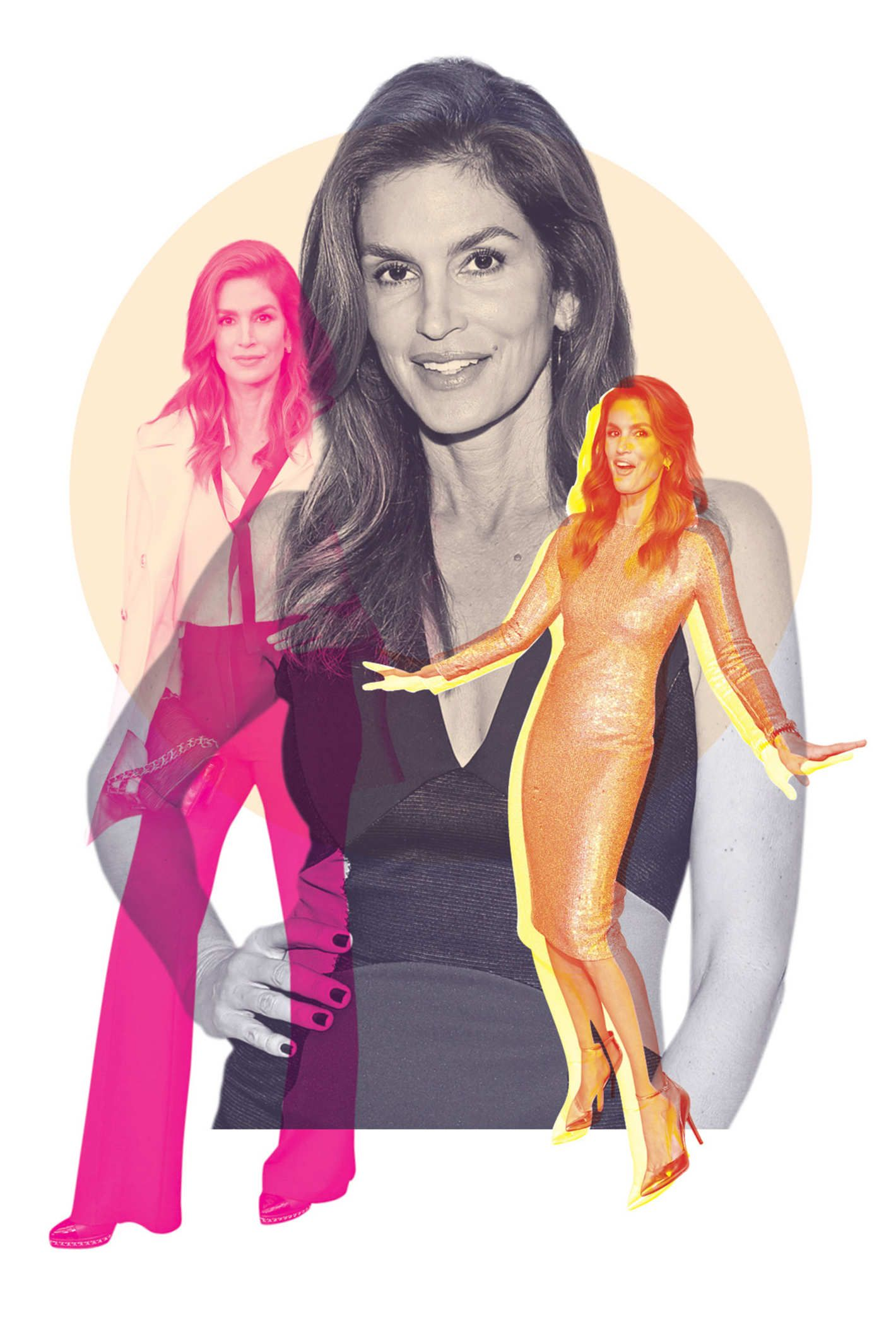Cindy Crawford On What Young Models Should Know Cindy