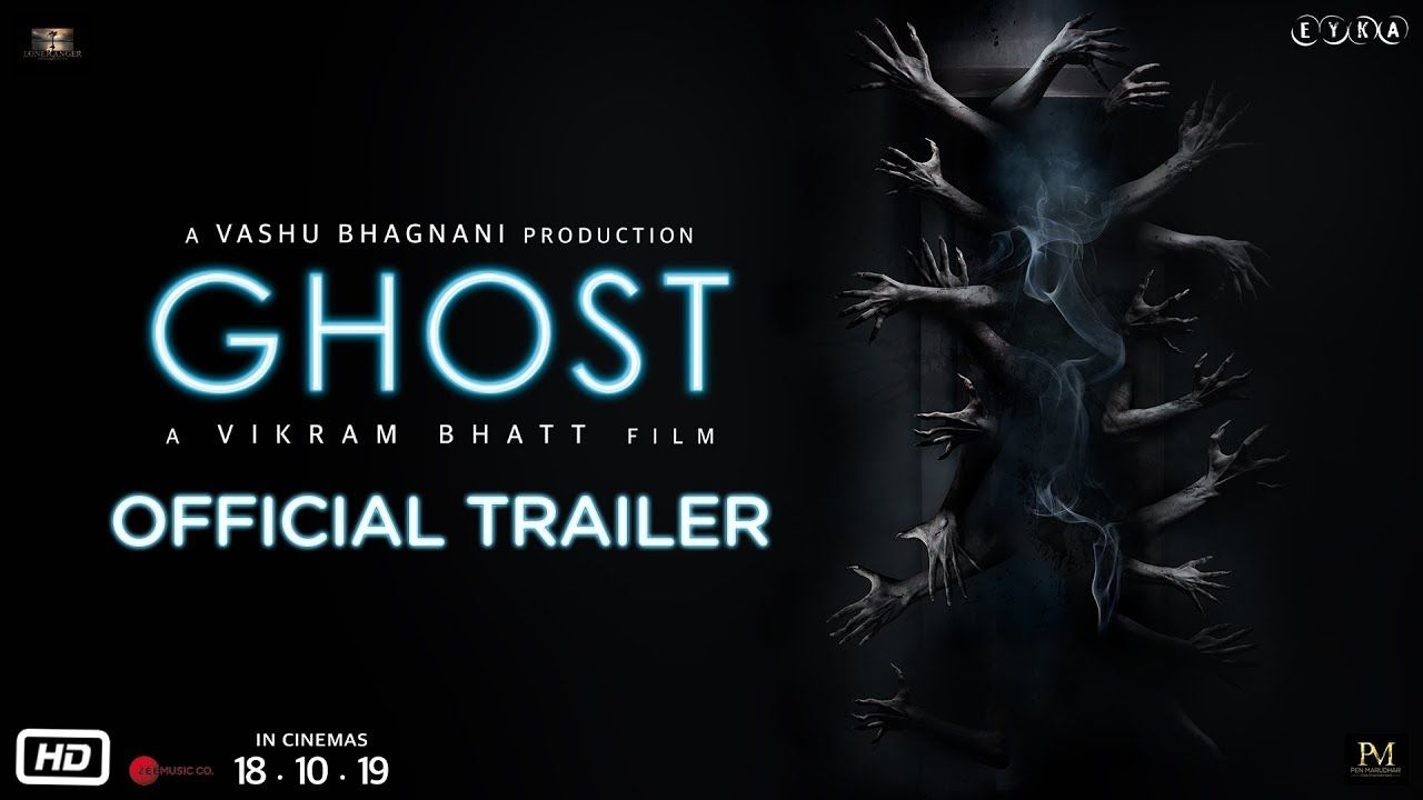 Ghost Official Trailer Sanaya Irani Shivam Bhaargava Vikram Bhatt 18th October 2019 Youtube Vikram Bhatt Movies Bollywood Movie Trailer
