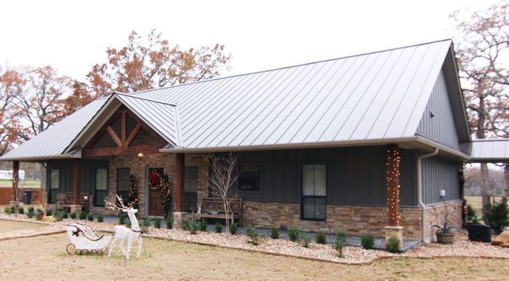 Benefits Of Residential Metal Buildings With Living Quarters Metal Building Homes Barn House Plans Building A House