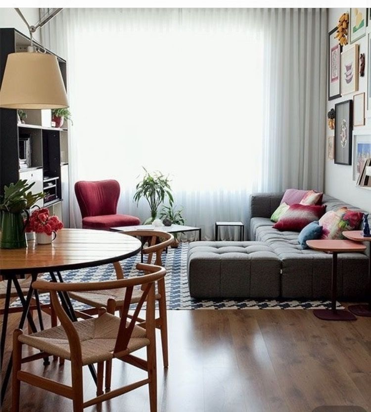 Tips And Tricks For Decorating Small Living Rooms