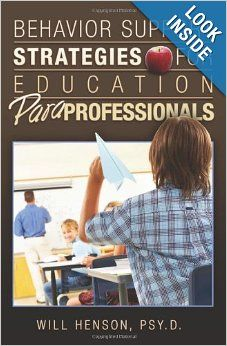 Pin By Tricia Lund On Staff Reinforcement Paraprofessional Behavior Supports Education