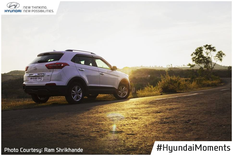 Check Out The Amazing Landscape As Ram Shrikhande Takes The Perfect Drive In The Perfect Suv Hyundai Creta Hyundai Photo Suv