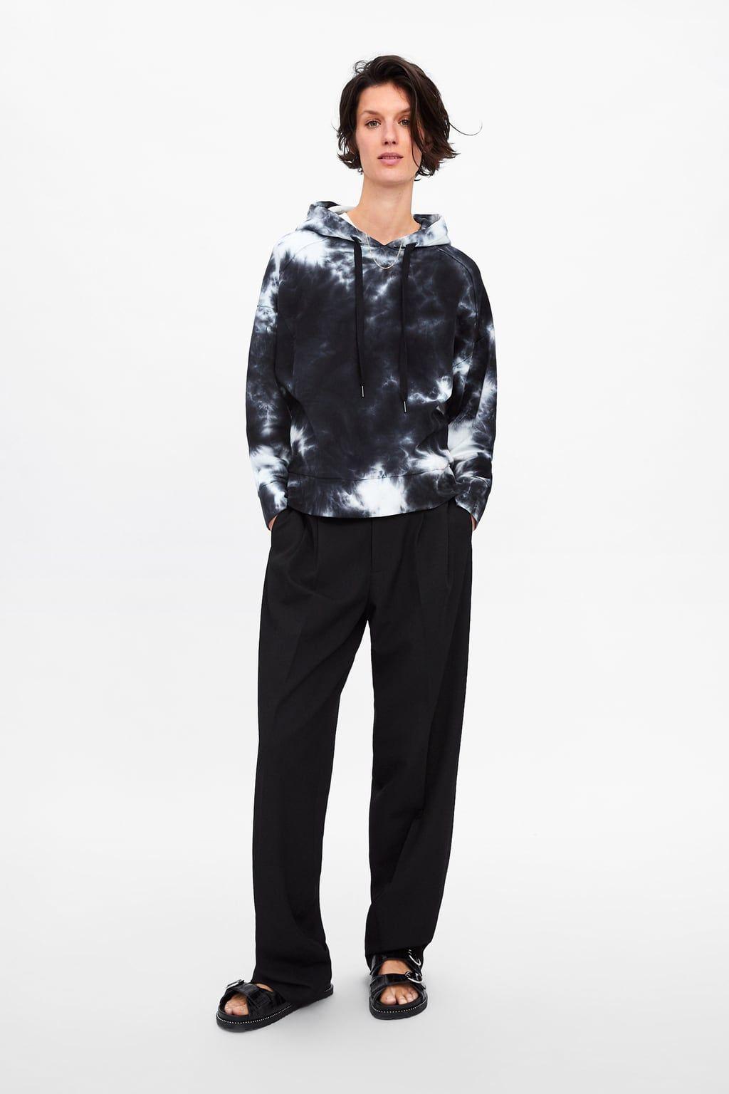 Sudadera Tie Dye Tie Dye Sweatshirt Sweatshirts Long Sleeve Hoodie [ 1536 x 1024 Pixel ]