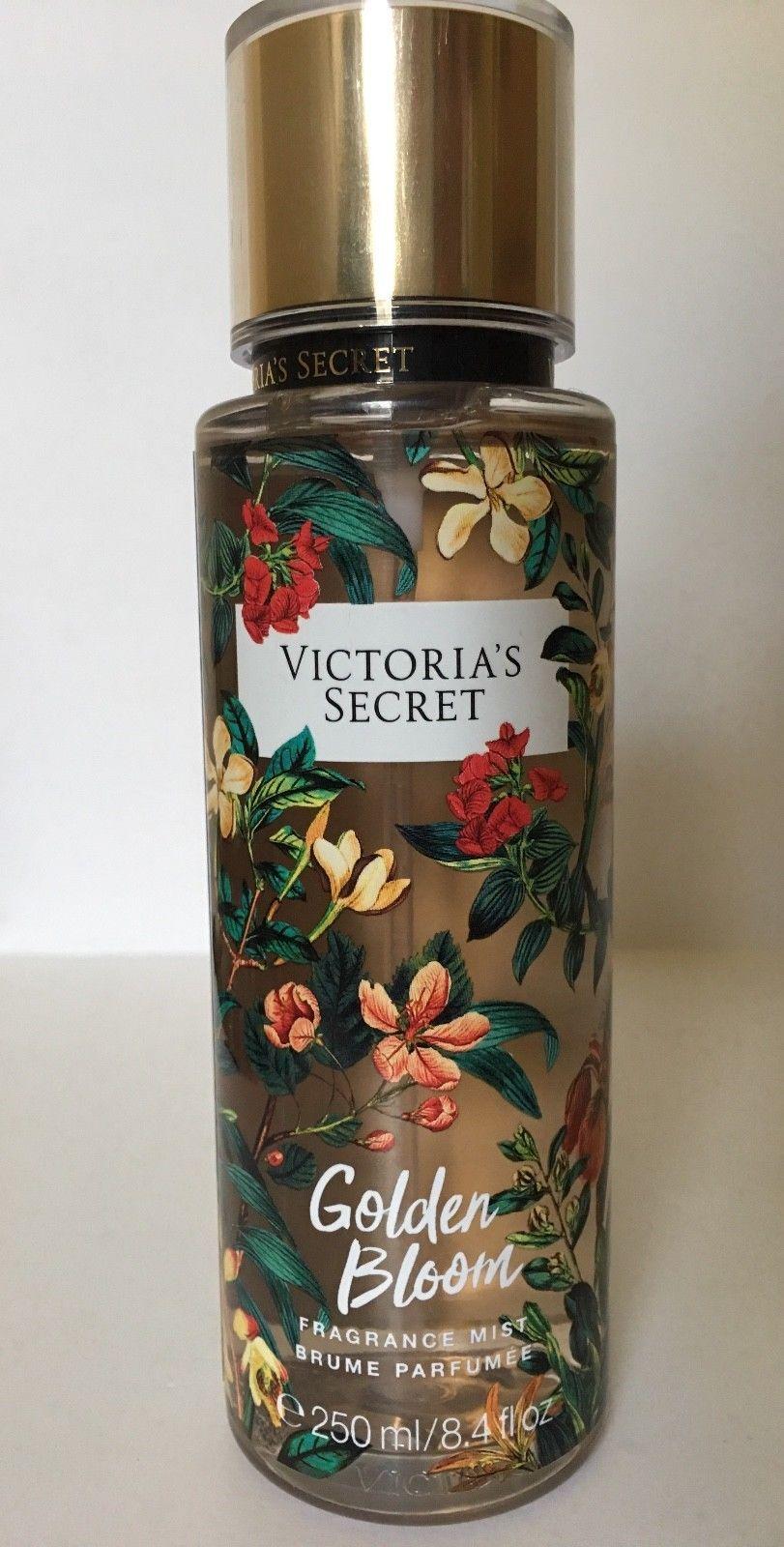 a38637ad2a2  14.95 - 1 Victoria s Secret Golden Bloom Fragrance Mist Body Spray 8.4 Fl  Oz Perfume  ebay  Fashion