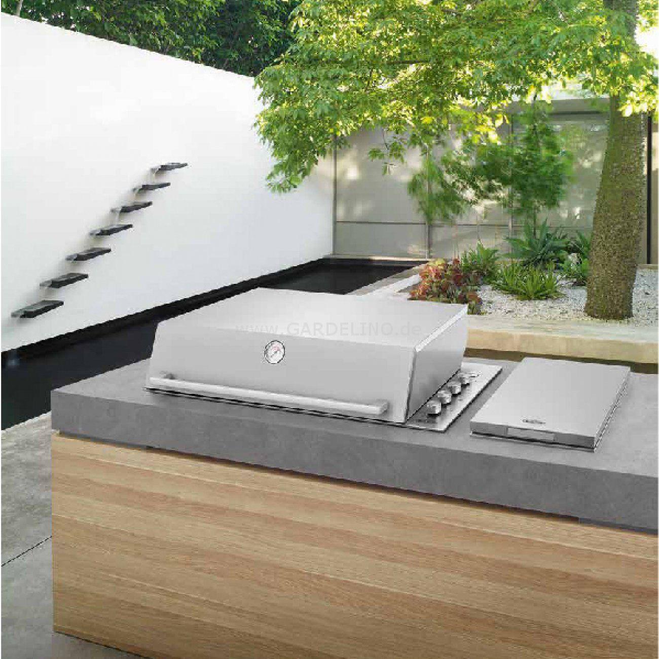 beefeater einbau gasgrill signature proline outdoor k che outdoor und au enk che selber bauen. Black Bedroom Furniture Sets. Home Design Ideas