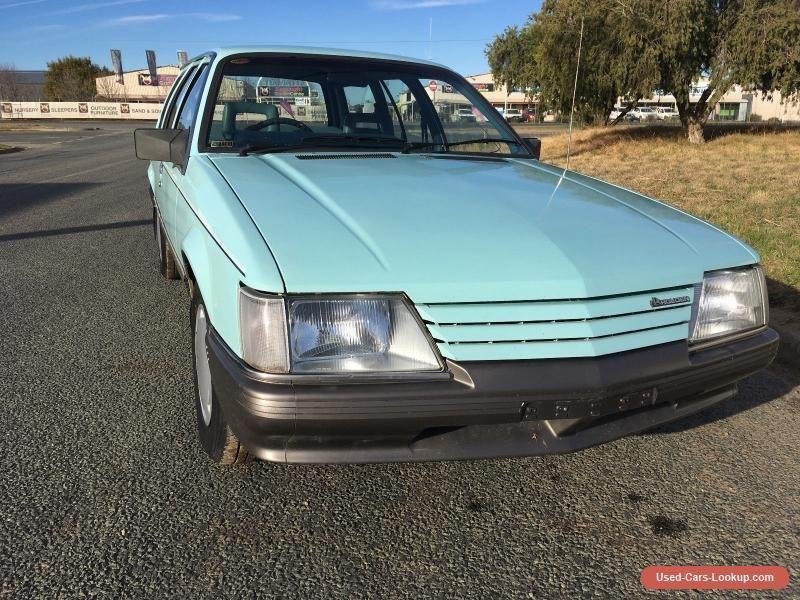 VK Holden Commodore SL Wagon 1984 #holden #commodore #forsale ...