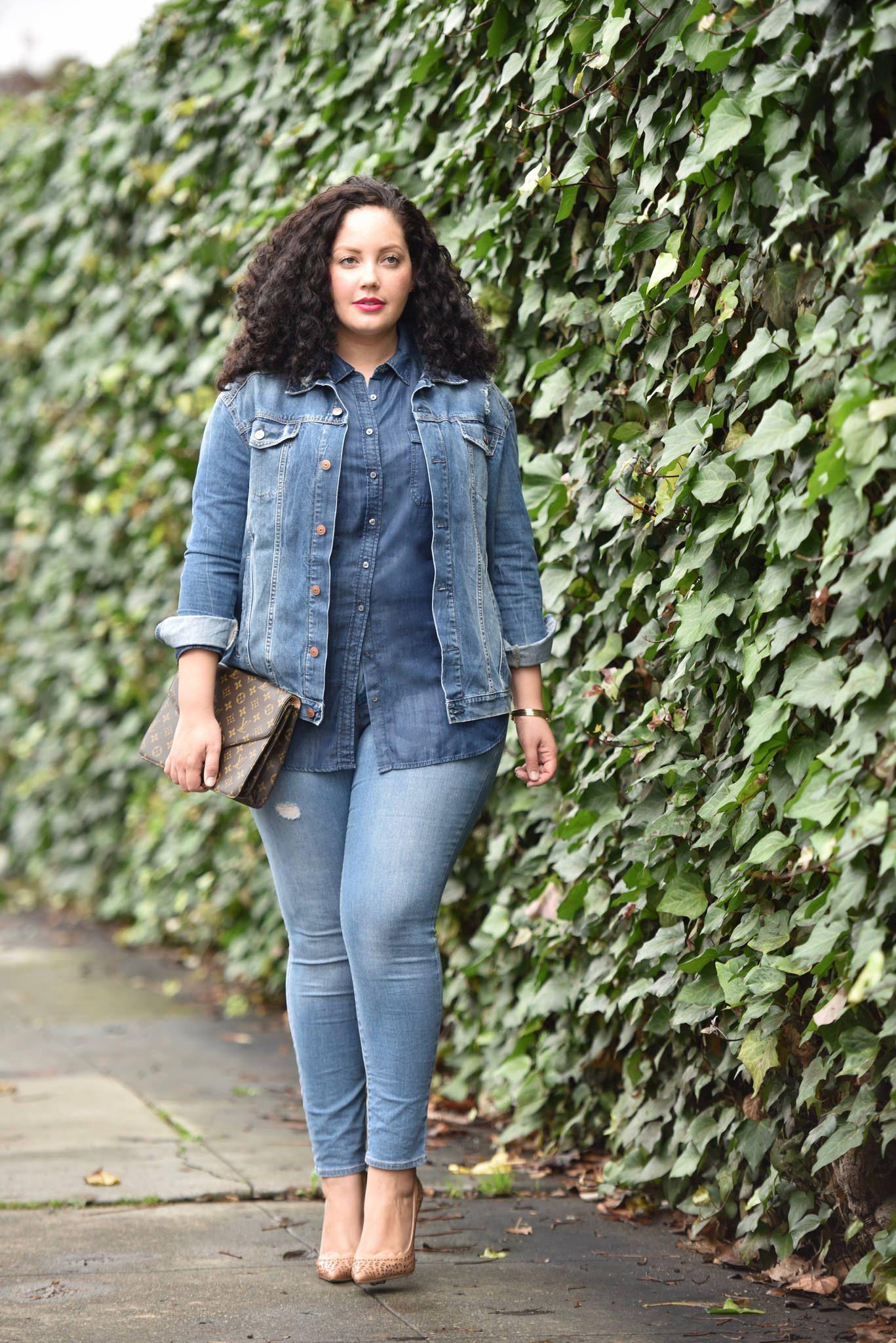 acee17c32a 4 geniale Styling-Tricks  SO siehst du in Jeans viel schlanker aus ...